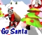 Go Santa - Help Santa perfect his skiing skills.