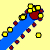 Grain Strain - This is a cool game where you have to use the conveyor belts and other items in order to get the gra